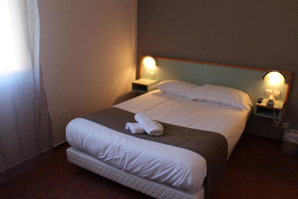 chambre hôtel les châtaigniers à Privas - votre hébergement pour le séjour vélo castagnades