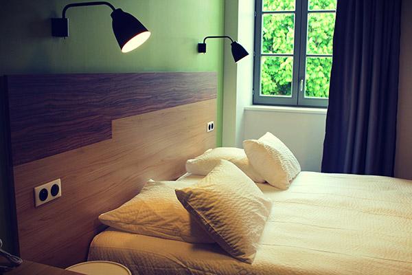 chambre hôtel le Félicien à saint Félicien - votre hébergement pour le séjour vélo San Farcio