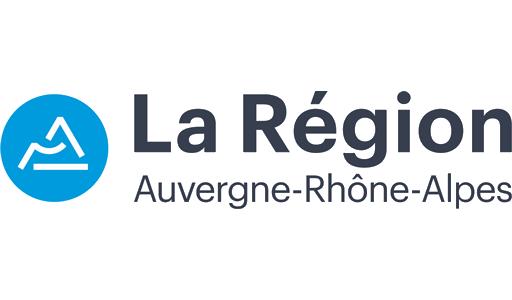 logo région Auvergne Rhone Alpes partenaire Ardéchoise Autrement