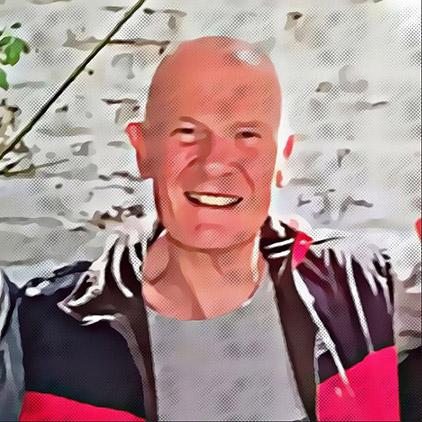 portrait Philippe - coordinateur séjours vélo ardéchoise autrement
